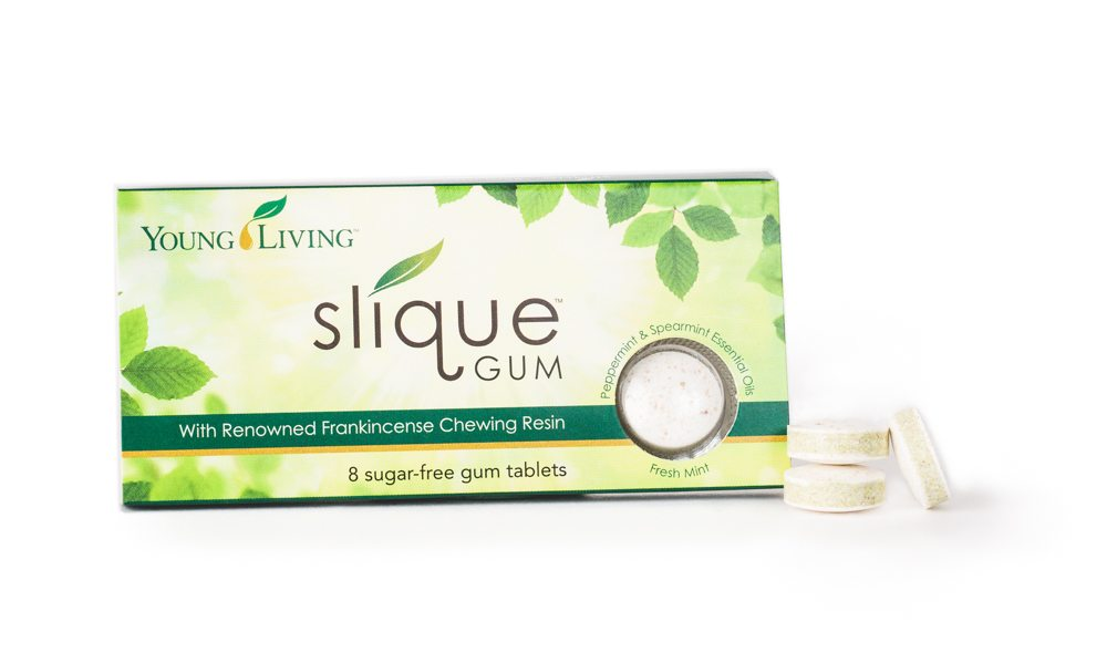 Slique Gum by: Young Living